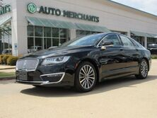 Lincoln MKZ Premier FWD LEATHER, HTD FRONT STS, KEYLESS START, BACKUP CAM, UNDER FACTORY WARRANTY 2018