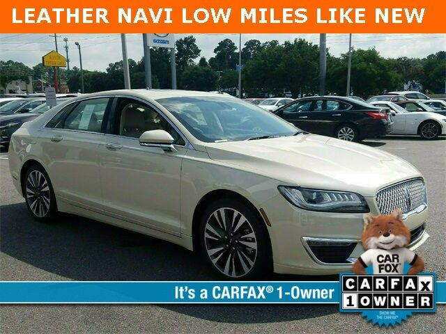 2018 Lincoln MKZ Reserve Savannah GA