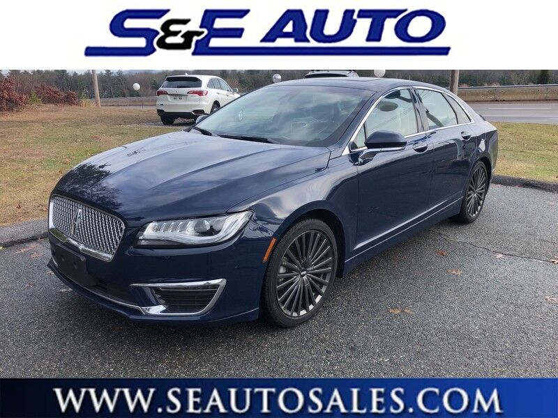2018 Lincoln MKZ Reserve Weymouth MA