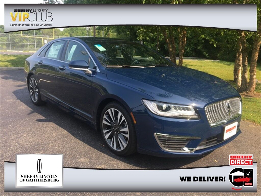 2018 Lincoln MKZ Reserve 4D Sedan Gaithersburg MD