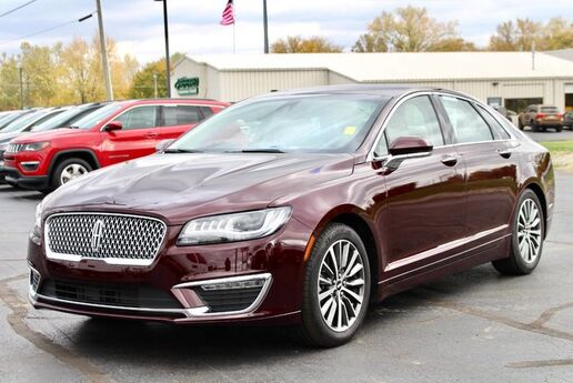 2018 Lincoln MKZ Select Fort Wayne Auburn and Kendallville IN