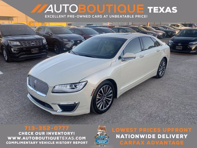 2018 Lincoln MKZ Select Houston TX