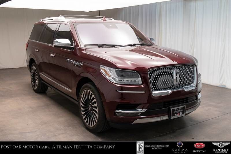 2018 Lincoln Navigator Black Label Houston TX