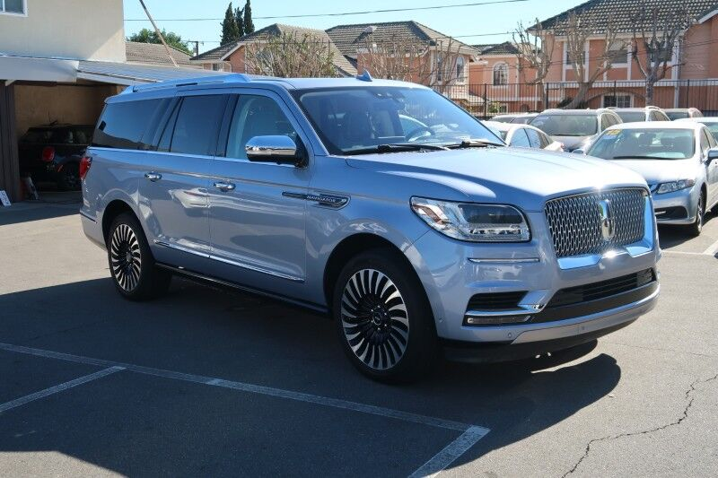 2018 Lincoln Navigator L Black Label Monterey Park CA