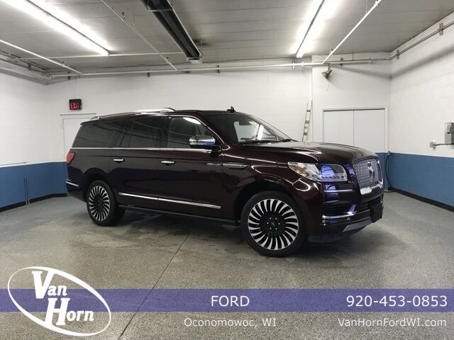 2018 Lincoln Navigator L Black Label Plymouth WI
