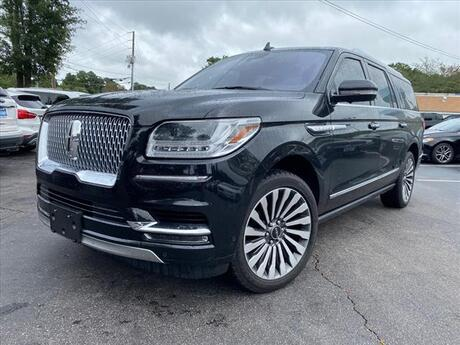 2018 Lincoln Navigator L Reserve Raleigh NC