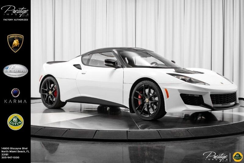 2018 Lotus Evora 400  North Miami Beach FL