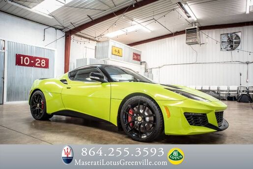 2018 Lotus Evora 400 Evora Greenville SC