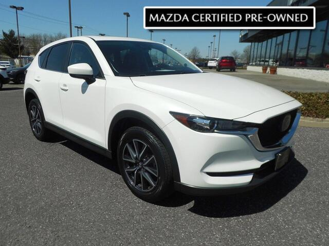 2018 MAZDA CX-5 Touring  AWD - Heated Leatherette - Moonroof - Navigation -Blind Spot Alert Maple Shade NJ