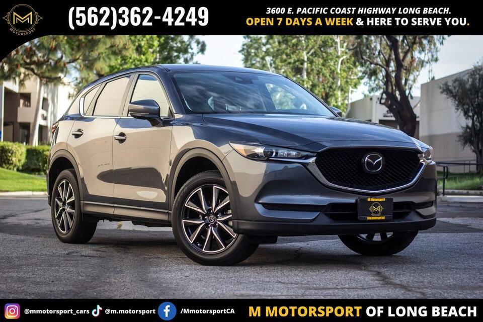 2018_MAZDA_CX-5_Touring Sport Utility 4D_ Long Beach CA