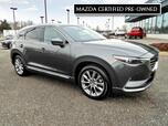 2018 MAZDA CX-9 GT- AWD - Leather - Moonroof - BOSE/XM - Heated Steering - HUD