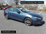 2018 MAZDA MAZDA3 4-Door GT - LEATHER - MOONROOF - 2.5 lt - 12568 MI