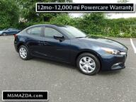 2018 MAZDA MAZDA3 4-Door Sport - Back-up - Bluetooth - Auto Trans  2986 MI Maple Shade NJ