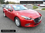 2018 MAZDA MAZDA3 4-Door Sport - Blind Spot Alert - Auto - Back-up Camera - 24318 MI Maple Shade NJ