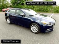 2018 MAZDA MAZDA3 4-Door Sport - Blind Spot Alert - Bluetooth - Auto - Alloys Maple Shade NJ
