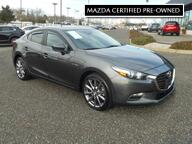 2018 MAZDA MAZDA3 4-Door Touring - Heated Leatherette- Blind Spot Alert - 6 Speed Manual Maple Shade NJ