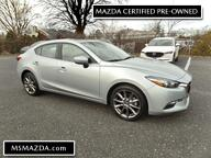 2018 MAZDA MAZDA3 4-Door Touring - Moonroof - Blind Spot Alert Maple Shade NJ