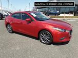 2018 MAZDA MAZDA3 4-Door Touring - Moonroof - Bose - XM