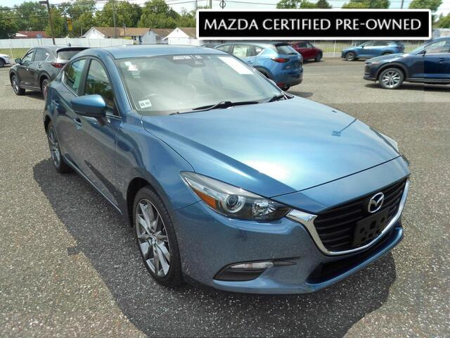 2018 MAZDA MAZDA3 4-Door Touring- Moonroof - BOSE -15711 MI Maple Shade NJ