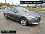 2018 MAZDA MAZDA3 4-Door Touring 2.5lt engine -  Heated Leatherette - Blind Spot/ Cross Traffic Alert