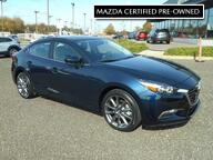 2018 MAZDA MAZDA3 4-Door Touring 2.5lt engine -  Heated Leatherette - Blind Spot/ Cross Traffic Alert Maple Shade NJ