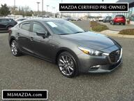 2018 MAZDA MAZDA3 4-Door Touring 2.5lt engine -6spd  Manual - Heated Leatherette - Moonroof - Navigation -Blind Spot  Alert Maple Shade NJ
