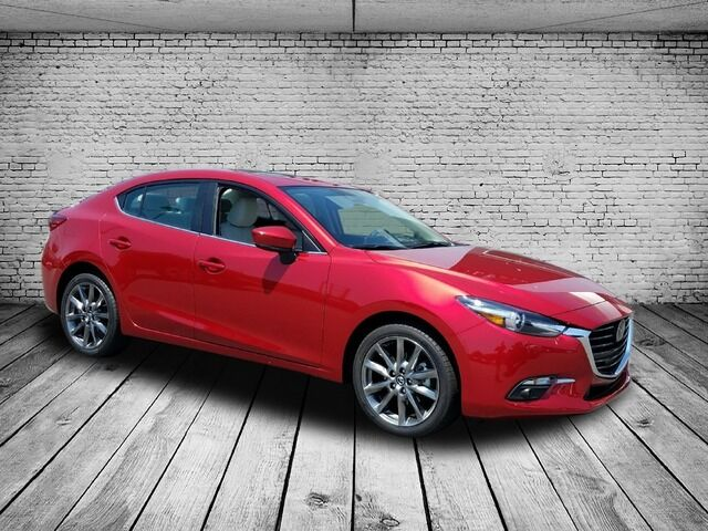 2018 MAZDA MAZDA3 GRAND TOURING Savannah GA