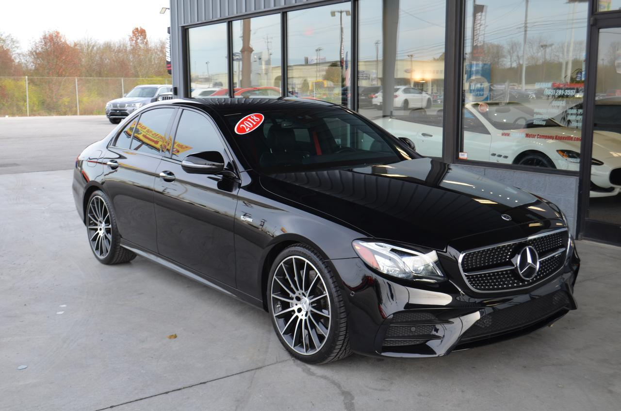2018 MERCEDES-BENZ E-CLASS E43 4MATIC AMG Knoxville TN