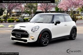 2018_MINI_2 Door Cooper S with Pano Roof_17 Cosmos Wheels/Harmon Kardon_ Fremont CA