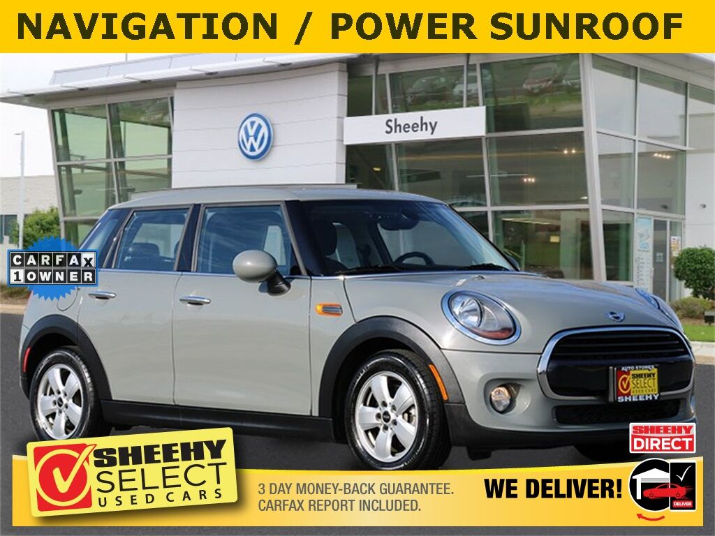 2018 MINI Cooper Base Springfield VA