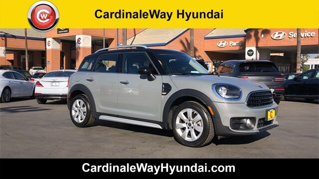 2018 MINI Cooper Countryman Base Corona CA