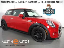2018_MINI_Cooper Hardtop 2 Door_*AUTOMATIC, BACKUP-CAMERA, PARK DISTANCE CONTROL, HEATED FRONT SEATS, STEERING WHEEL CONTROLS, BLACK ALLOY WHEELS, BLUETOOTH PHONE & AUDIO_ Round Rock TX
