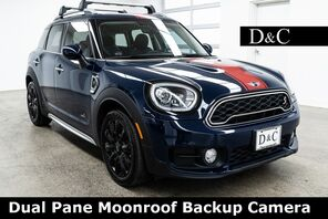 2018_MINI_Cooper S Countryman_Dual Pane Moonroof Backup Camera_ Portland OR
