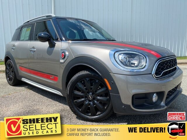 2018 MINI Cooper S E Countryman Richmond VA