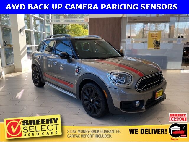 2018 MINI Cooper S E Countryman Chantilly VA