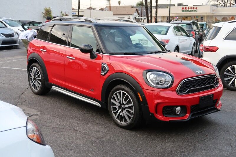 2018 MINI Countryman Cooper S (11/17) JCW PACKAGE / PREMIUM /TECHNOLOGY/CONVENIENCE/1 Monterey Park CA
