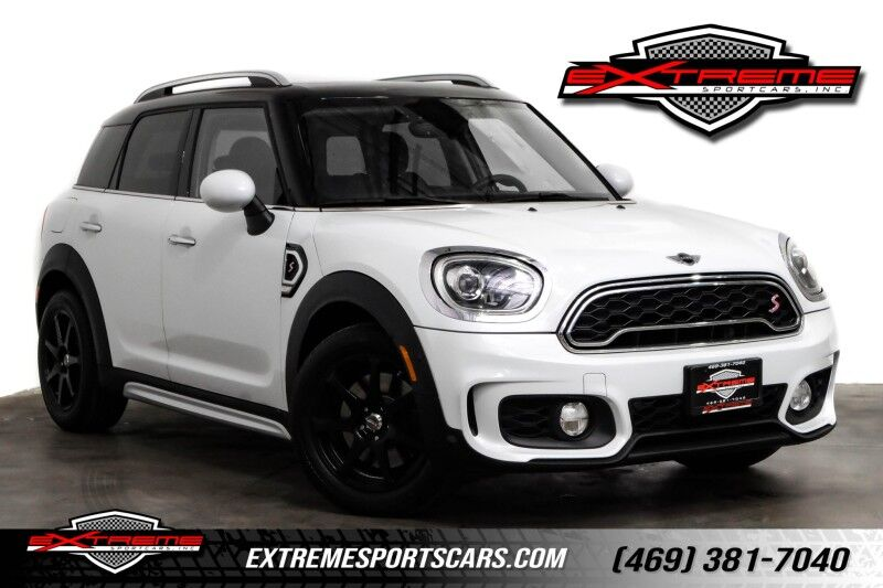 2018 MINI Countryman Cooper S Nav, Back up Camera Addison TX
