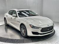 Maserati Ghibli NAV,CAM,SUNROOF,CLMT STS,BLIND SPOT 2018