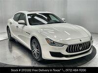 Maserati Ghibli NAV,CAM,SUNROOF,HTD STS,BLIND SPOT,19IN WLS 2018
