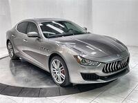 Maserati Ghibli NAV,CAM,SUNROOF,HTD STS,BLIND SPOT,20IN WHLS 2018
