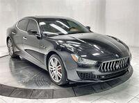 Maserati Ghibli S NAV,CAM,SUNROOF,HTD STS,BLIND SPOT,20IN WLS 2018