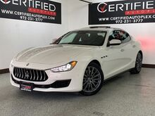 2018_Maserati_Ghibli_S Q4 AWD NAVIGATION SUNROOF BLIND SPOT ASSIST REAR CAMERA PARK ASSIST HEATE_ Carrollton TX