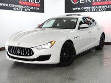 2018_Maserati_Ghibli_S Q4 AWD NAVIGATION SUNROOF REAR CAMERA PARK ASSIST BLIND SPOT ASSIST HEATE_ Carrollton TX