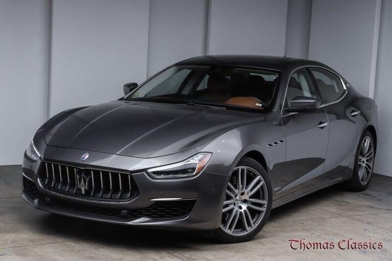 2018 Maserati Ghibli S Q4 GranLusso Akron OH