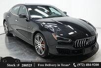 Maserati Ghibli S Q4 GranLusso NAV,CAM,SUNROOF,CLMT STS,BLIND SPOT 2018