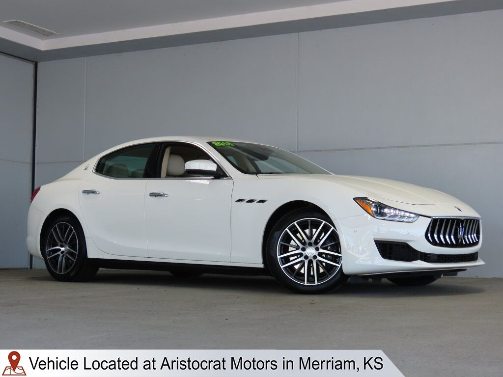 2018 Maserati Ghibli S Q4 Merriam KS