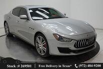Maserati Ghibli S Q4 NAV,CAM,SUNROOF,CLMT STS,BLIND SPOT,20IN WLS 2018