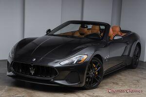 2018_Maserati_GranTurismo Convertible_MC_ Akron OH