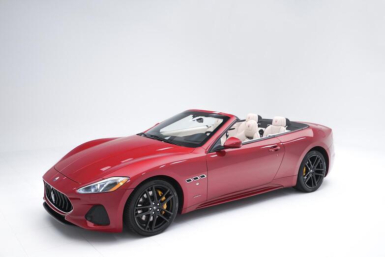 2018 Maserati GranTurismo Convertible Sport Pompano Beach FL