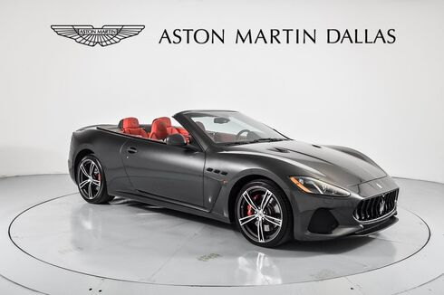 2018_Maserati_GranTurismo_MC_ Dallas TX